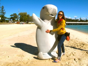 Duey the Dugong and ME