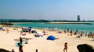 Currumbin 'Alley' Beach