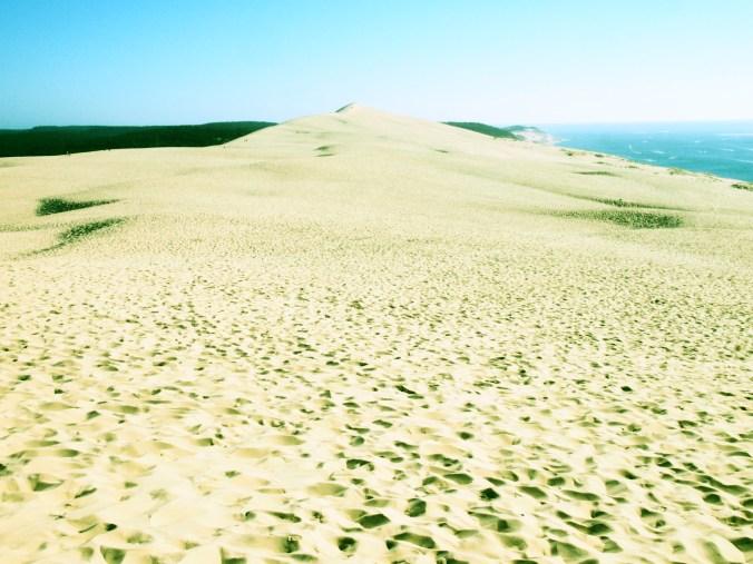The Great Dune of Pyla - photo Naomi Edwards