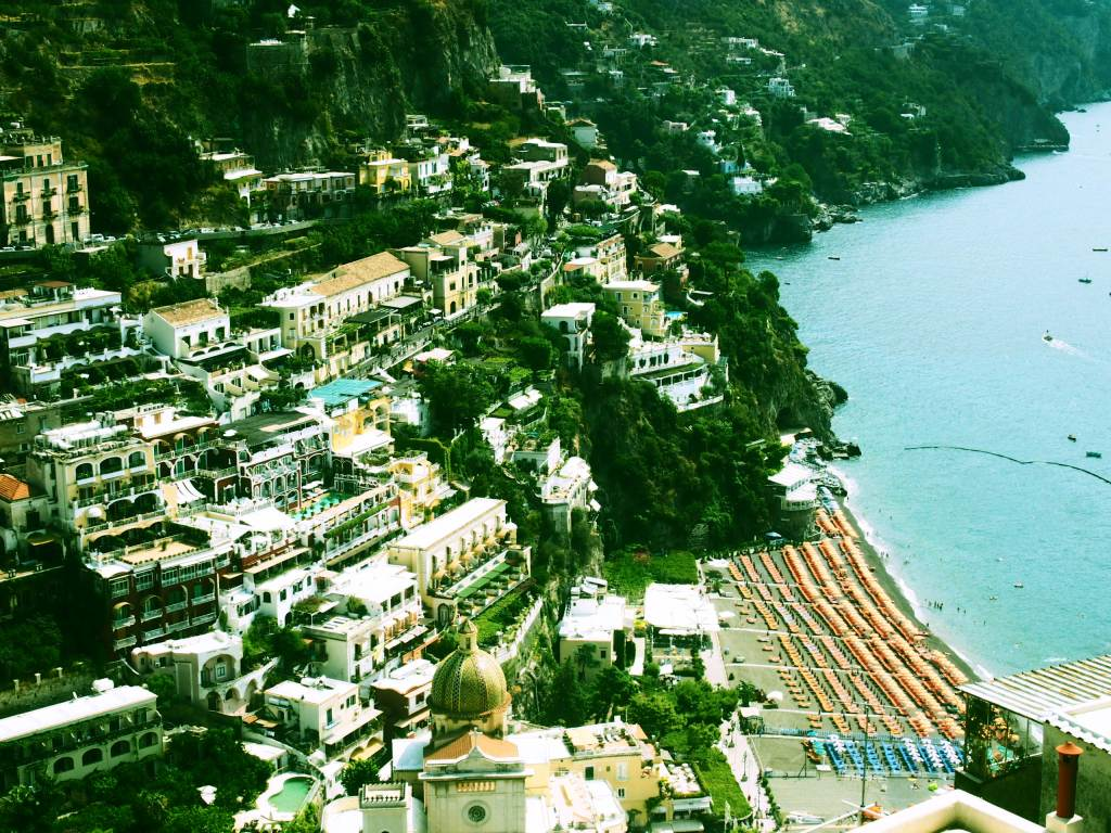 Positano - stay tuned for an Amalfi Coast Tangent