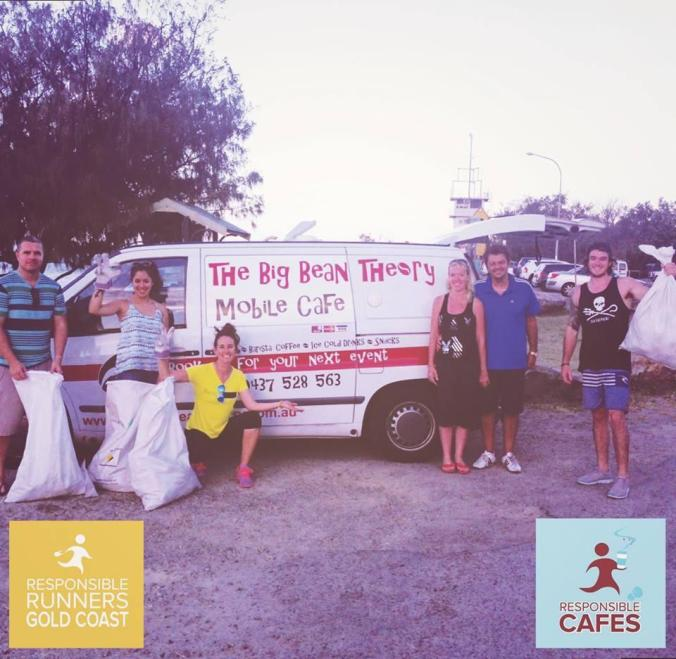 responsible runners and cafe