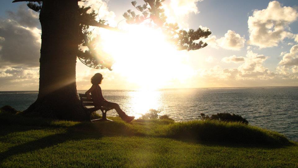Take me back to Lord Howe Island. My perfect island getaway.