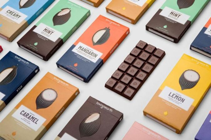 Loving Earth chocolate, is my favourite